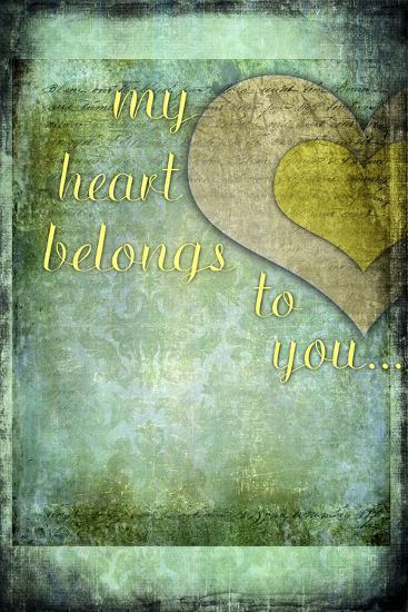 My Heart Belongs to You-LightBoxJournal-Giclee Print
