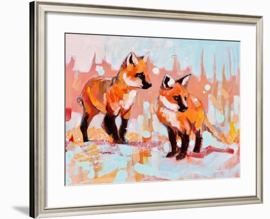 My Heart-Adam Swanson-Framed Art Print