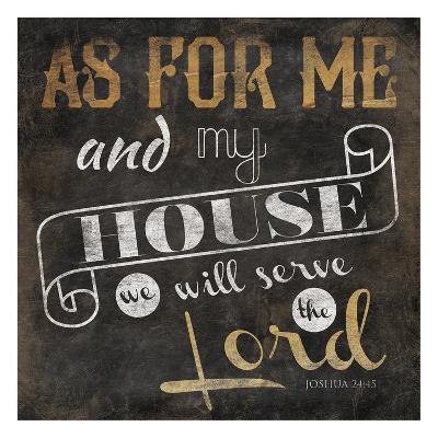 My House-Jace Grey-Art Print