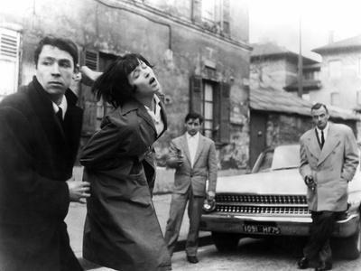 My Life To Live, (aka Vivre Sa Vie), Anna Karina, 1962--Photo