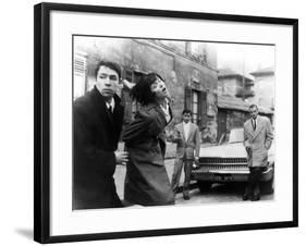 My Life To Live, (aka Vivre Sa Vie), Anna Karina, 1962-null-Framed Photo