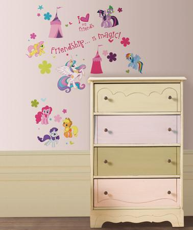My Little Pony Wall Decal Sticker