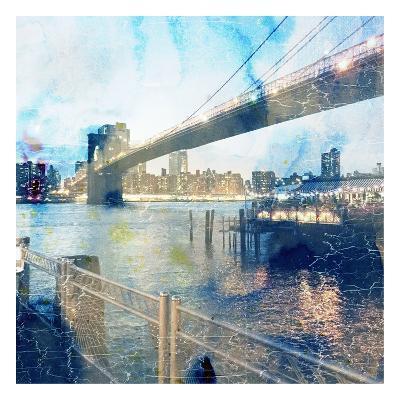 My Magical New York 2-Sheldon Lewis-Art Print