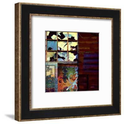 My Minds Window-Scott Neste-Framed Giclee Print