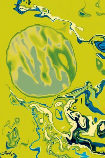 My Moon-Rabi Khan-Art Print