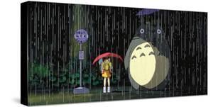 MY NEIGHBOR TOTORO [1988] (TONARI NO TOTORO), directed by HAYAO MIYAZAKI.