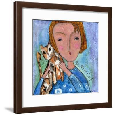 My New Cat-Wyanne-Framed Giclee Print