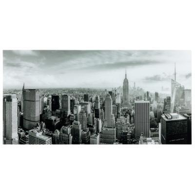 My New York - Free Floating Tempered Glass Wall Art