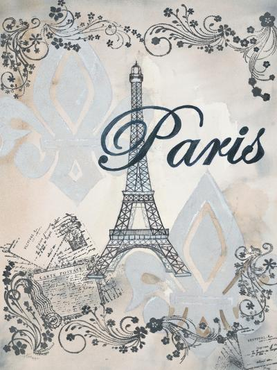 My Paris 1-Tina Epps-Premium Giclee Print