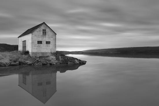 My Place BW-Moises Levy-Photographic Print