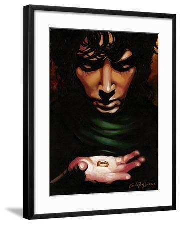 My Precious-Cherie Roe Dirksen-Framed Giclee Print