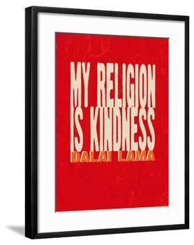 My Religion-Lisa Weedn-Framed Giclee Print