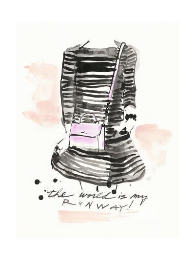 My Runway-Megan Swartz-Art Print