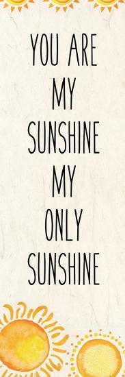 My Sunshine 1-Kimberly Allen-Art Print