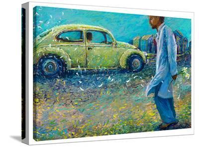 My Thai Volkswagen-Iris Scott-Gallery Wrapped Canvas