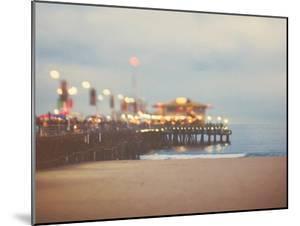 A Pier in Summer in USA by Myan Soffia