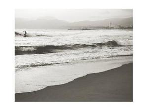 BW Surfer No. 1 by Myan Soffia