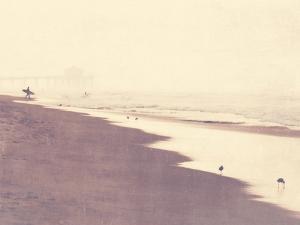 October Swim by Myan Soffia