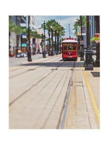 Streetcar by Myan Soffia