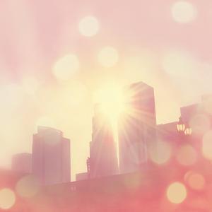 Urban View in Summer by Myan Soffia