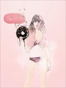 Donut Death Wish by Mydeadpony