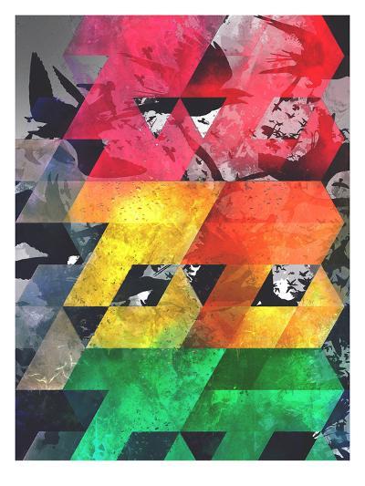 Mygryyt-Spires-Art Print