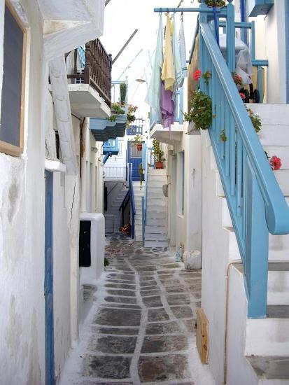 Mykonos, Greece, 2007--Photographic Print