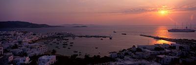 Mykonos Greece--Photographic Print