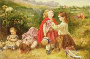 Do You Like Butter? by Myles Birket Foster