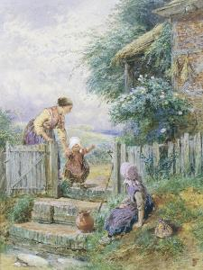 Learning to Walk by Myles Birket Foster