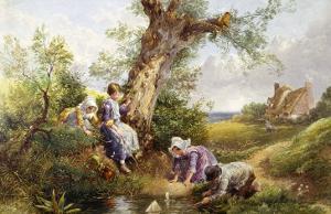 Maiden Voyage by Myles Birket Foster