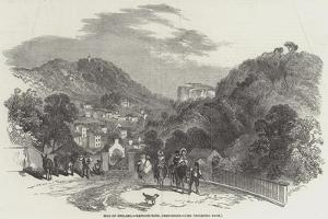 Spas of England, Matlock-Bath, Derbyshire by Myles Birket Foster