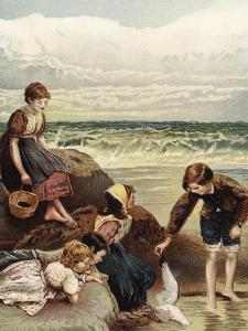 Summer Joys by Myles Birket Foster