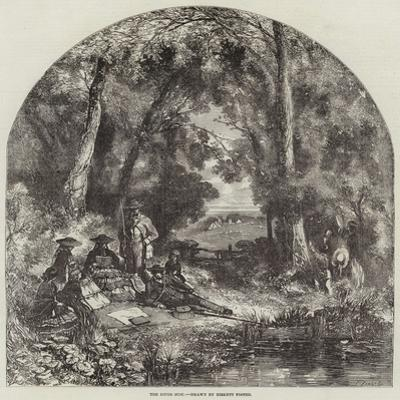 The River Side by Myles Birket Foster