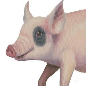 Bacon, Bits and Ham I by Myles Sullivan