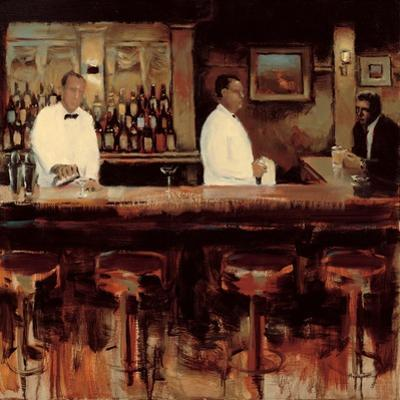 Martini Hour by Myles Sullivan