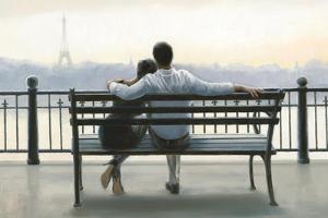 Parisian Afternoon by Myles Sullivan