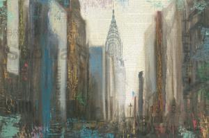 Urban Movement I NY by Myles Sullivan