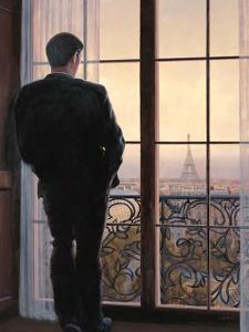 Waiting for Paris 1 by Myles Sullivan