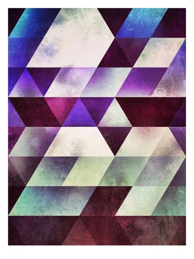 myll fyll-Spires-Art Print