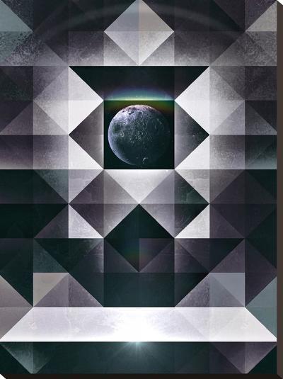 Myrryr Mwwns-Spires-Stretched Canvas Print