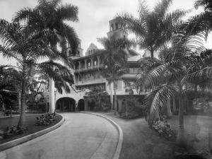 Myrtle Bank Hotel, Kingston, Jamaica, 1931
