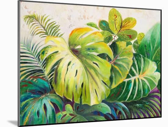 Mystic Garden I-Patricia Pinto-Mounted Premium Giclee Print