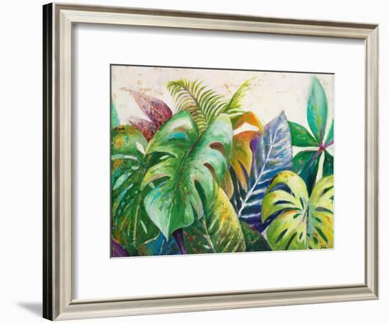 Mystic Garden II-Patricia Pinto-Framed Premium Giclee Print