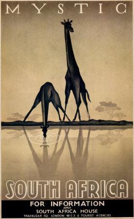 Mystic South Africa-Gayle Ullman-Art Print