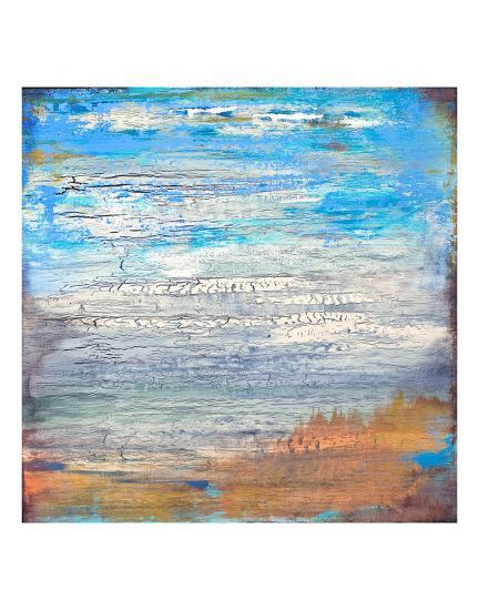Mystical Mist, Serenity I-Alicia Dunn-Art Print