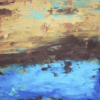 Mystical Underworld-Hilary Winfield-Giclee Print