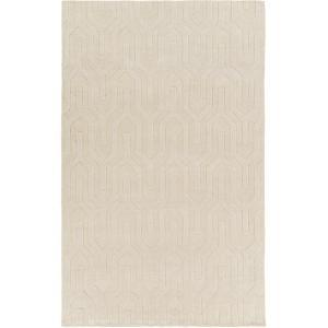 Mystique Arrow Area Rug - Ivory 5' x 8'