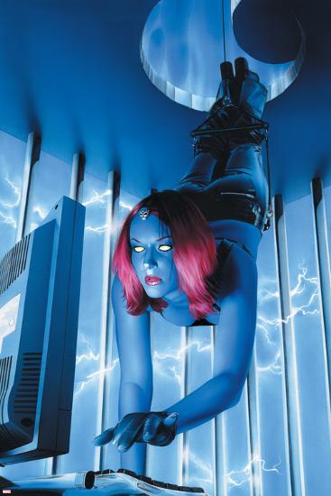 Mystique No.18 Cover: Mystique--Art Print