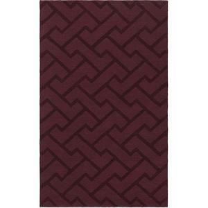 Mystique Path Area Rug - Cherry 5' x 8'